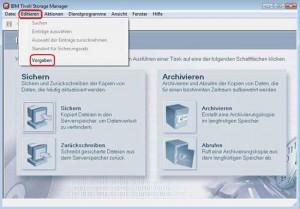 Storage Systemwartung Betreuung durch SBH Systeme Oberhausen