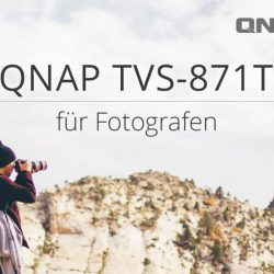 NAS Laufwerke von QNAP für Fotografen