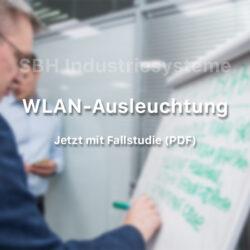 WLAN-Ausleuchtung durch SBH Industriesysteme GmbH